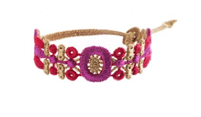 Bracelet motif indien Missiu