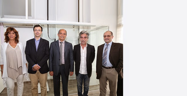 Dental Medicine Faculty of the Lebanese University organized a reception to communicate on the hoist installed by arcenciel