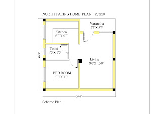 Low cast House plan