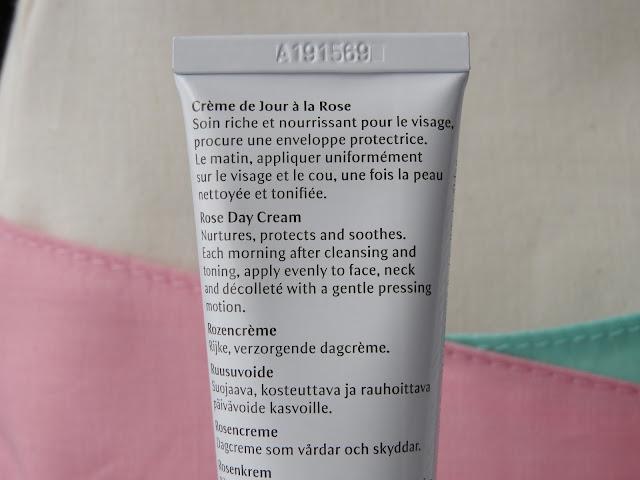 Crème de jour à la Rose - Dr Hauschka