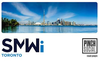 Social Media Week in Toronto: June 6-10, 2016