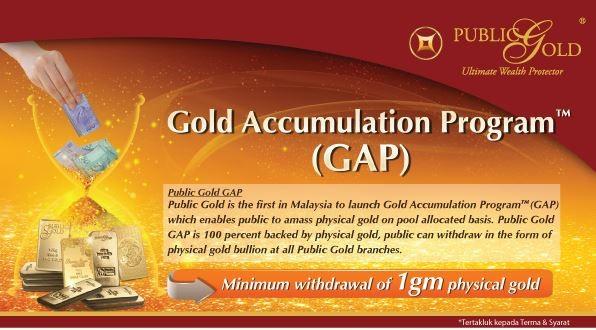 Kelebihan Membeli Emas Melalui Kemudahan GAP Public Gold