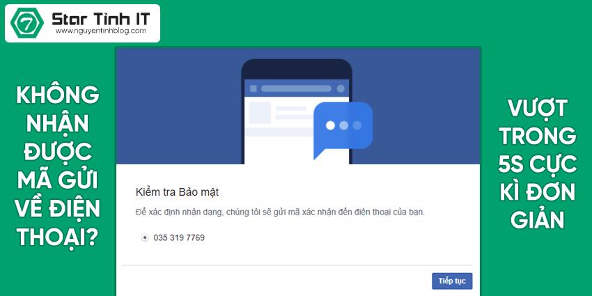 Hướng dẫn vượt trình tạo mã facebook, không gửi mã về diện thoại trong 5s mới nhất, vượt trình tạo mã 5s, facebook không gửi mã sms, cách nhập mã xác nhận facebook