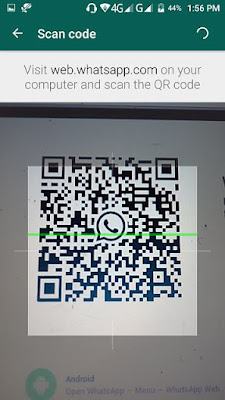 Whatsapp Hacking Using QR Code