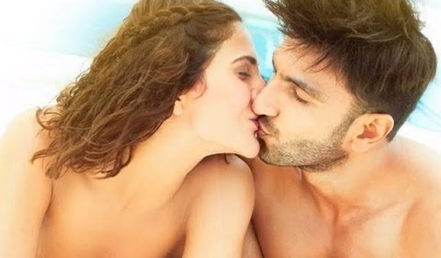 A Still from Aditya Chopra's Befikre