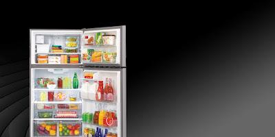 هل تساءلت يوماً لماذا تُوضع الفريزر أعلى الثلاجة؟