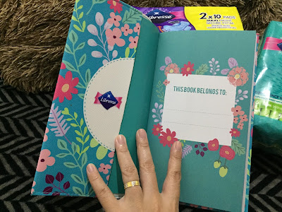 Diary Comel From Libresse