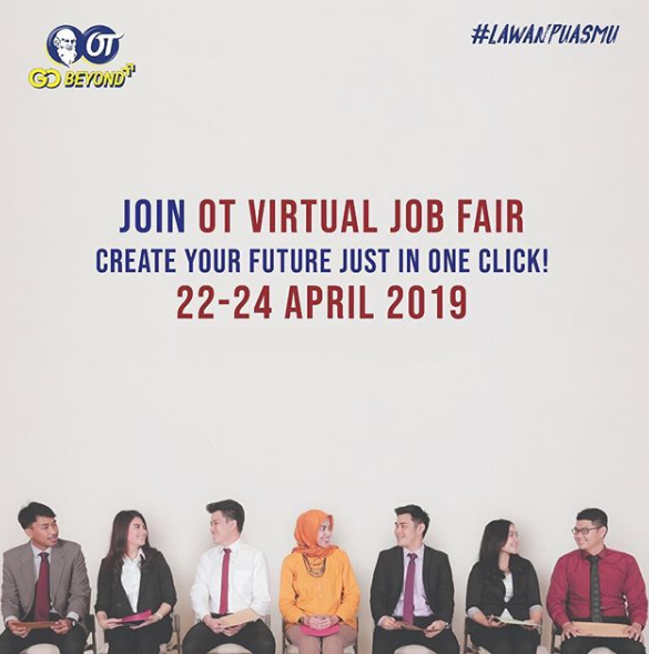 Penerimaan Karyawan Terbaru Orang Tua (OT) Besar Besaran April 2019