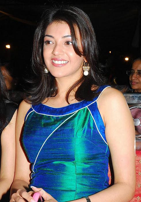 Beautiful Smiling Photos Of Kajal Agarwal