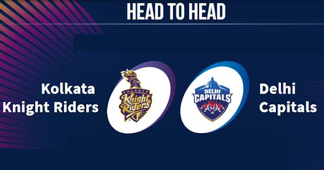 KKR vs DC Head to Head: DC vs KKR Head to Head IPL Records: IPL 2019