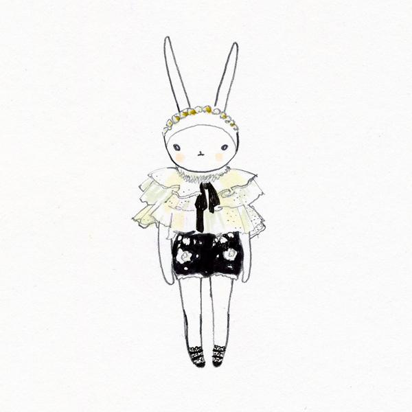 Fifi Lapin: short and sweet