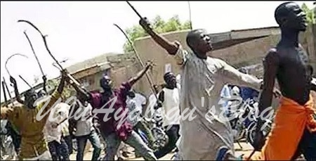 Breaking News: Fulani Herdsmen Strike Another Church In Benue At Night, 7 People Dead Already