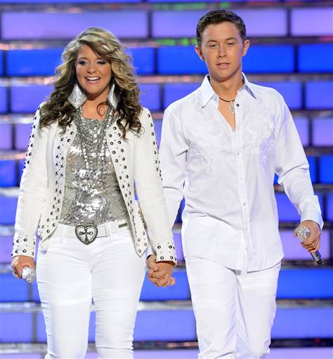 scotty mccreery and lauren alaina are they dating or not