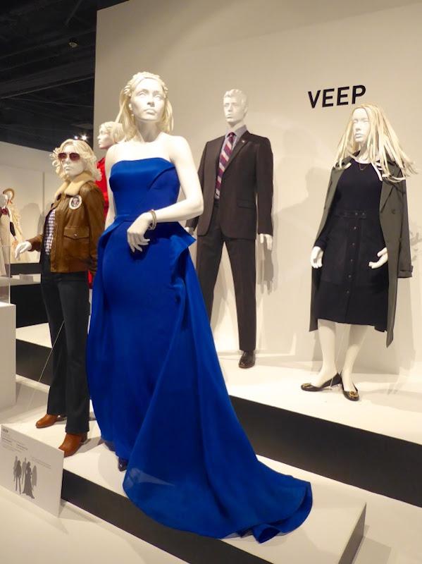 Veep season 5 costume exhibit