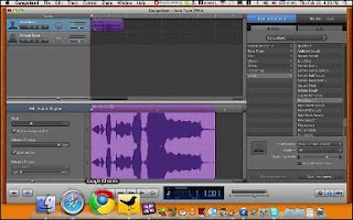 how to use garageband on apple mac: Adding delay to vocals