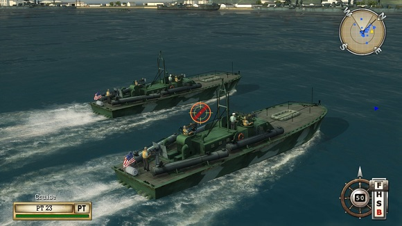 Battlestations Midway PC Free Download Screenshot 2