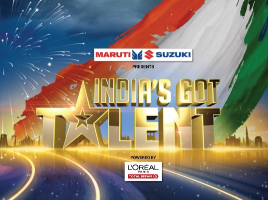 India's got Talent -  India got talent is a show where contestants audition in front of three judges and a studio audience.