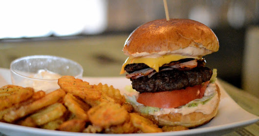 Tasty burgers and craft beer in the heart of the city