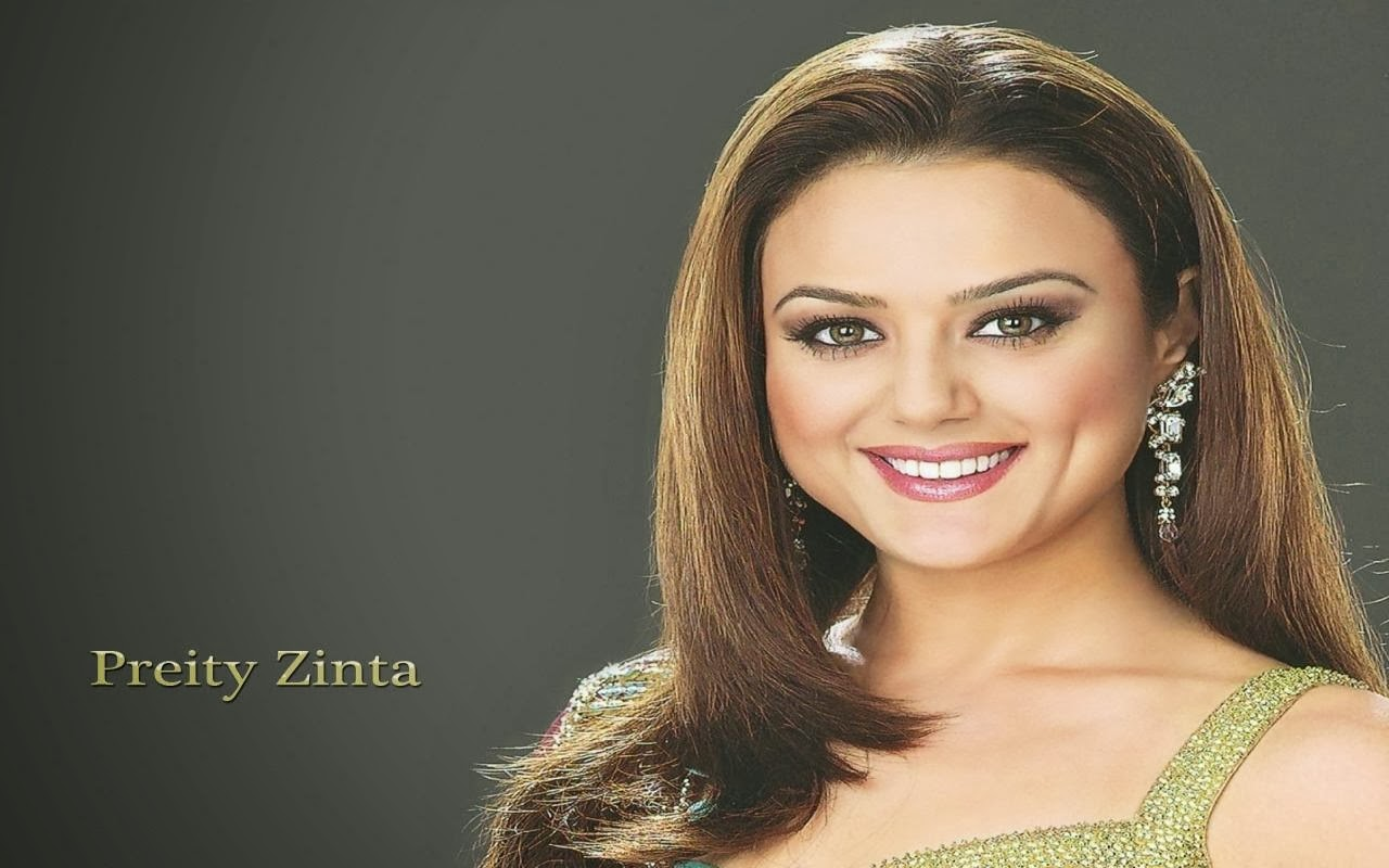 Preity Zinta Full Hd Wallpapers: All About World