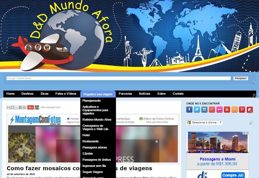 Blog D&D MUndo Afora