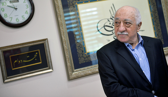 Gulen casts a large shadow over Turkey's ties with West