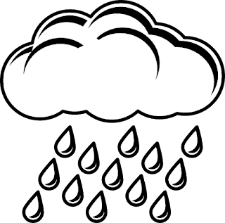 Rainy Poem Image