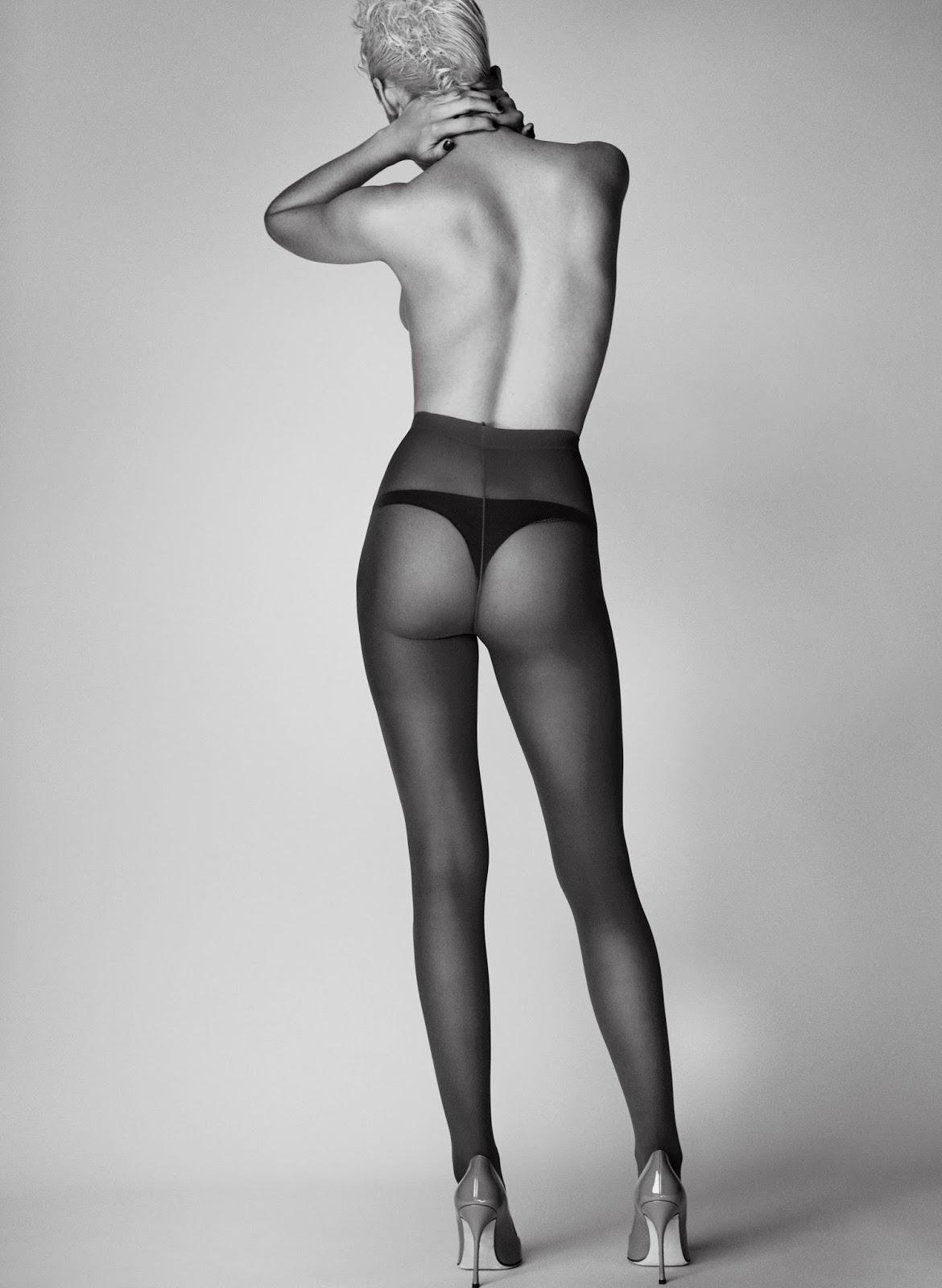kristen stewart naked in stockings