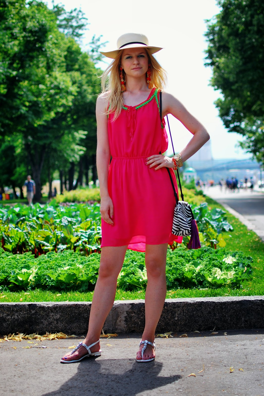 летний лук, модный лук, летний образ, модные шляпы, летние шляпы, стильные люди, Ирина Павлова блог
