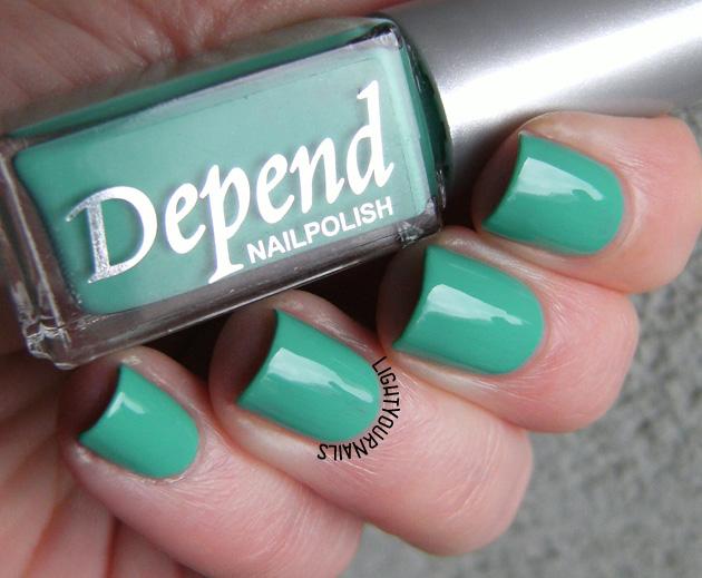 Depend 054