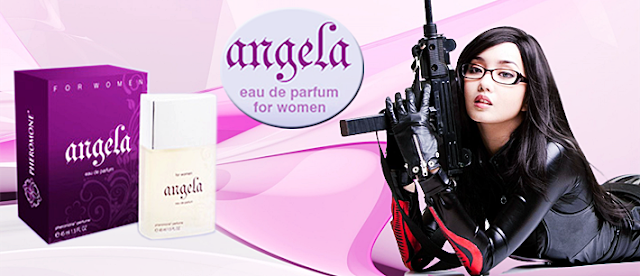 Parfum Angela for Women Original by Identic Pheromone Parfume