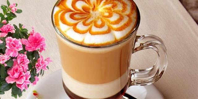 evde bol köpüklü latte nasıl yapılır