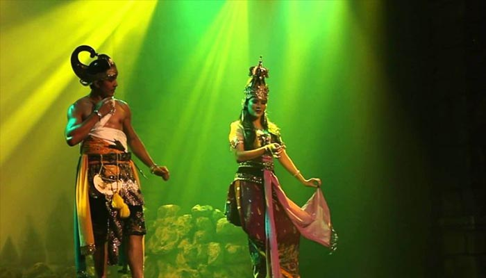 Tarian Arjuna Wiwaha, Tarian Tradisional Dari Yogyakarta