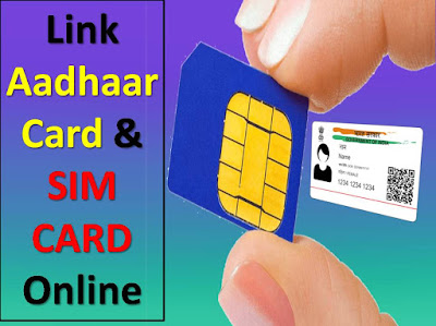 How to Link Aadhar card with Mobile Number Online