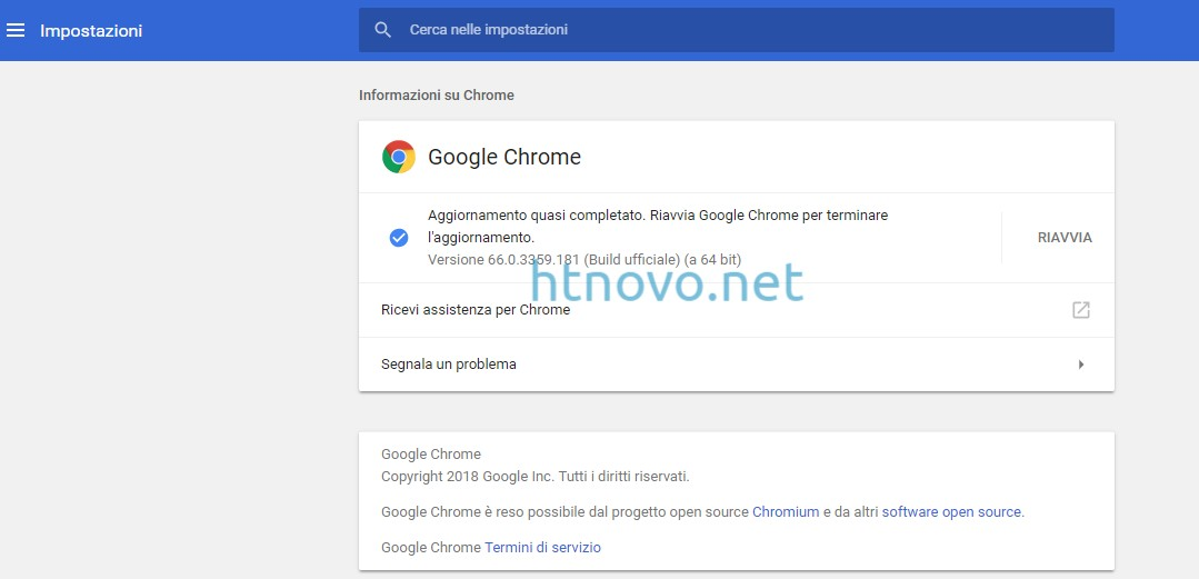 Aggiorna-Google-Chrome