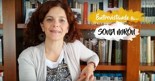 Entrevistando (de nuevo) a... Sonia Mirón