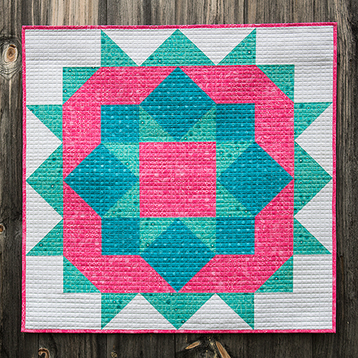 Savannah Star Quilt Free Pattern