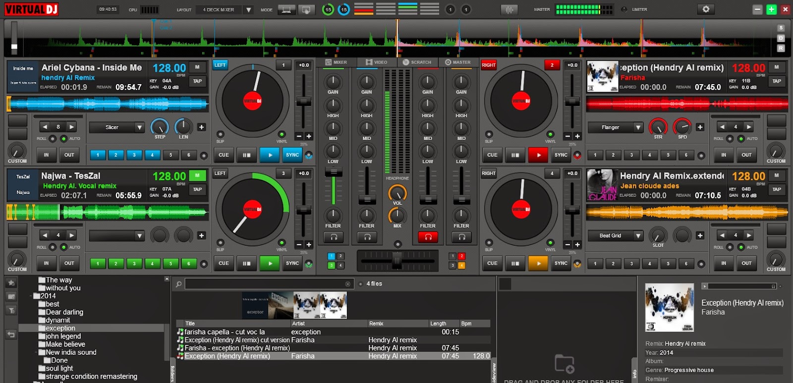 10 DJ software gratis 2015