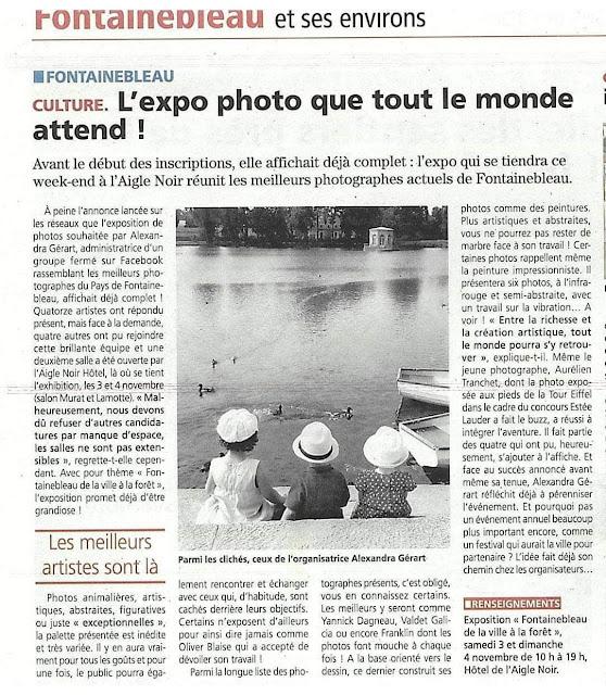 La Rep de Seine et Marne du 29/10/2018