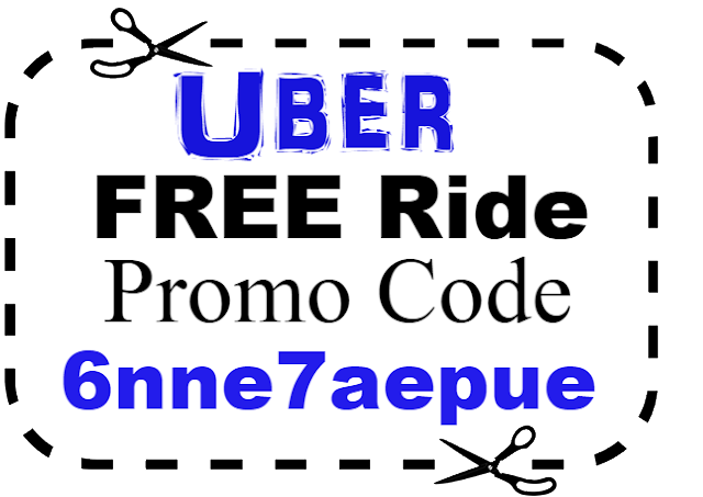 Uber Promo Code July, August, September, October, November, December 2017