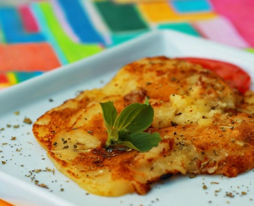 Mandiokejo Grelhado Margherita (vegana)