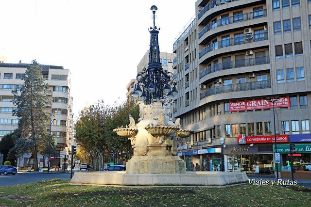 Fuente de las Ranas, Albacete
