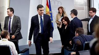 Gobierno, PSOE, pedro sánchez,asesores, gastos