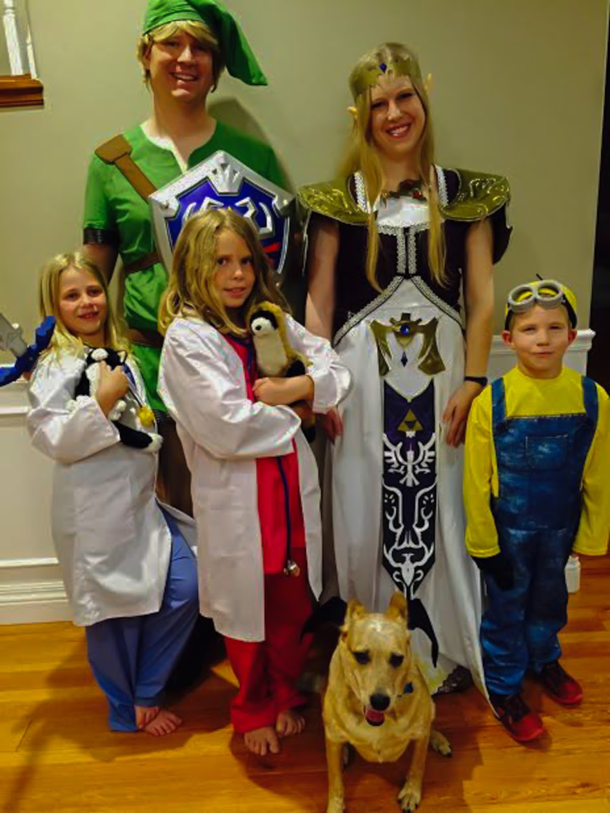 my musings: family halloween party 2015