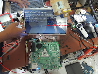 Serfis Laptop Acer Aspire E1-471 Mati Total