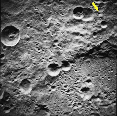 Foto AS15-M-1720 scattata dall'Apollo 15