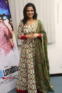 Vijay TV Acnhor DD Dhivyadharshini Stills at Power Paandi Movie Press Meet  0003.jpg