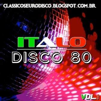 classicos euro disco: Italo Disco 80 vol 1