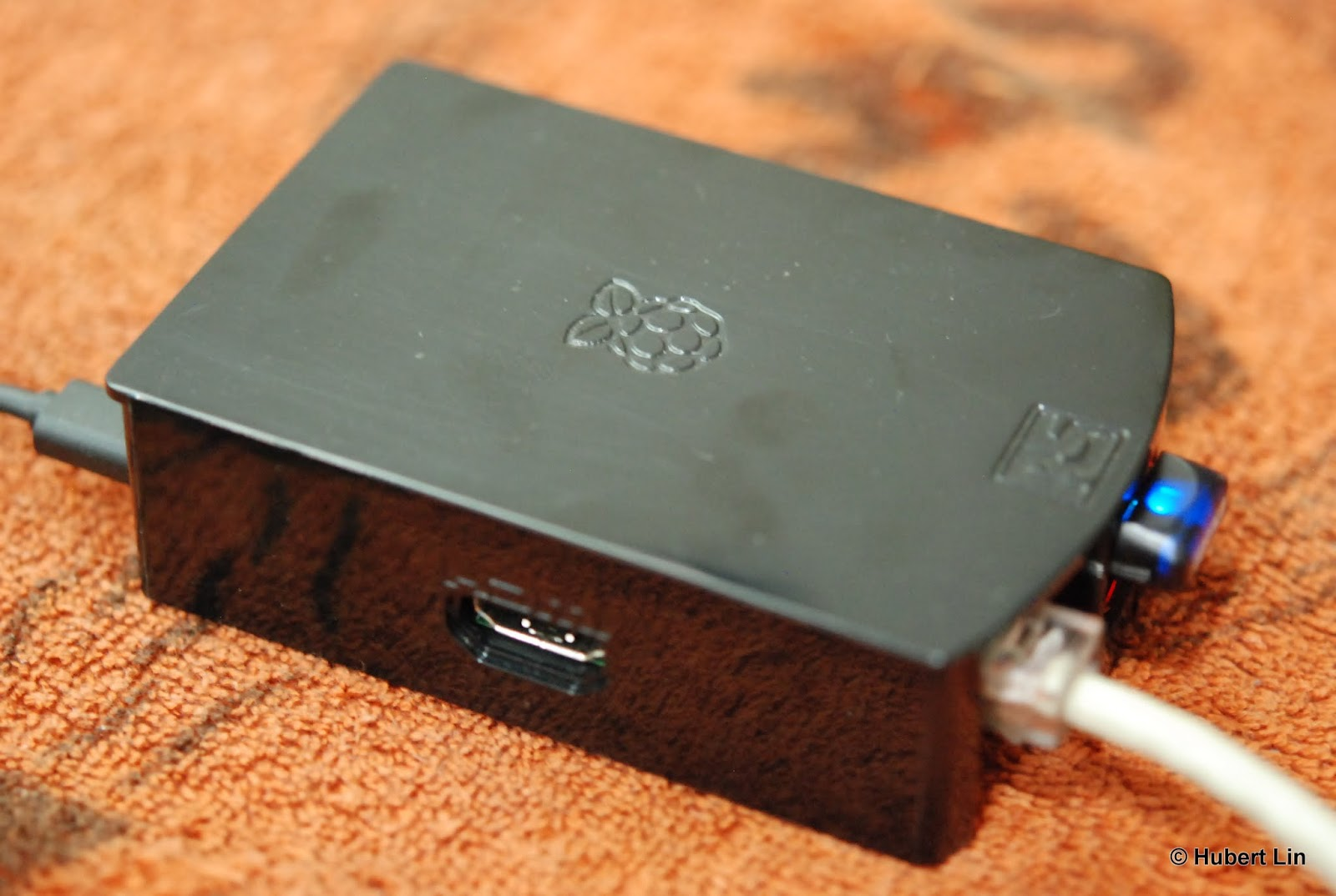 Hubert's Lingineering Bay: Raspberry Pi As A Wi-Fi Access Point