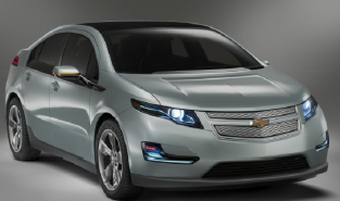 Chevrolet Volt - Source: Department of Energy