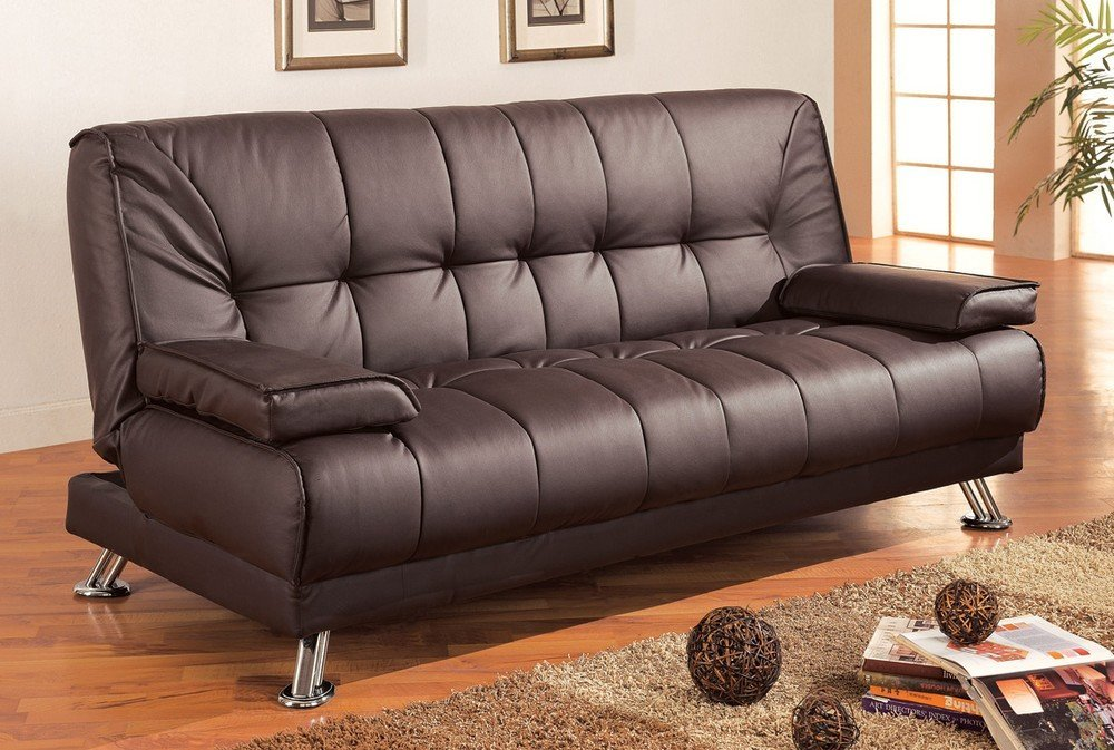 Magnificent Total Fab Flip Fold Flat Convertible Sofa Bed Couches Home Remodeling Inspirations Cosmcuboardxyz